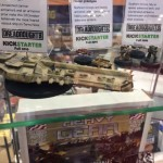 Test model for the upcoming Dreadnought KS.