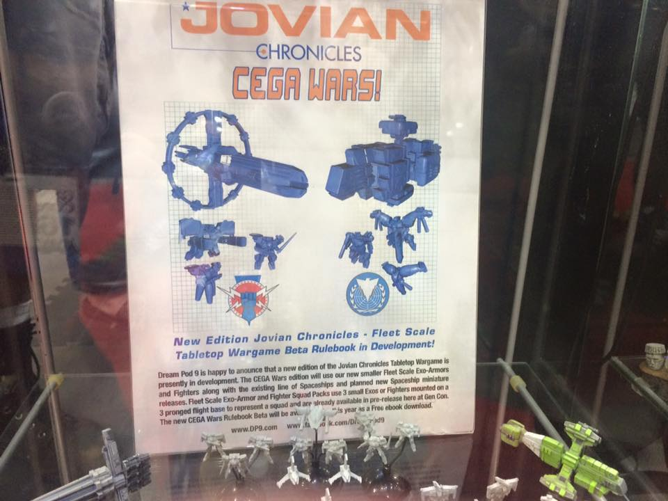 Jovian Chronicles info sheet.