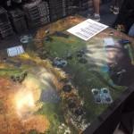 Dropfleet Commander Demo (Scourge vs. UCM)