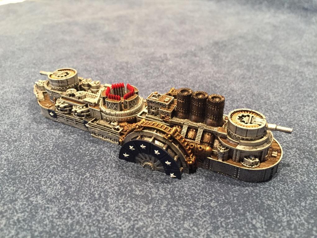 Landlubber's FSA Heavy Battleship