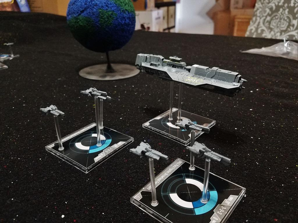 HoyaLawya's UNSC Battlegroup