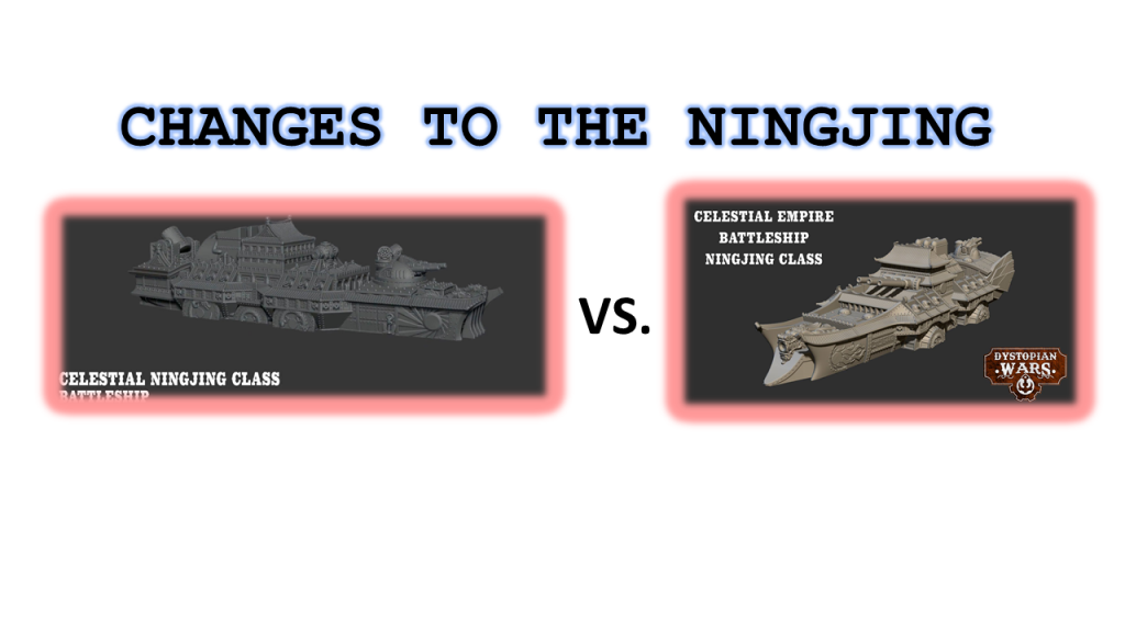 CHANGES TO THE NINGJING